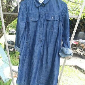 New womens old Navy tunic dress size medium